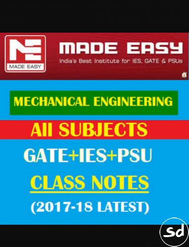 Made Easy Inst Books 2015 Mech Engg Fir Gate Ies Psu