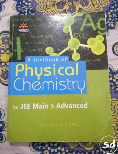 Arihant physical chemistry for jee