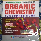 Grb new pattern textbook of organic chemistry for jee