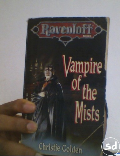 Vampire of the mists