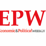 Economic and political weekly set of 24 books