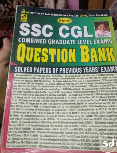 Ssc cgl question bank