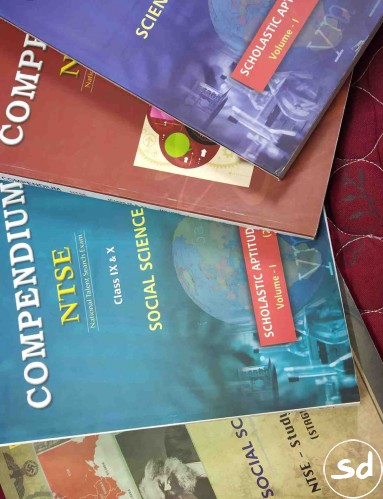 Ntse Compendium For Class 9 And 10