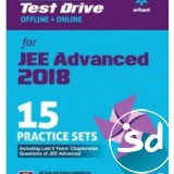 Arihant practice sets for jee advanced 2018